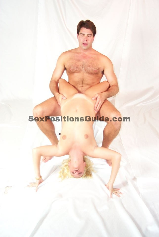 Acrobatic sex positions